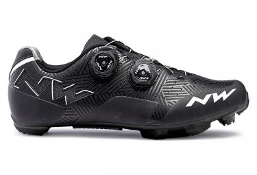 Shoes MTB Northwave Rebel Black White