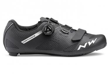 Chaussures route northwave storm carbon noir 41