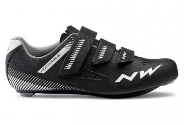 Northwave Road Shoes Women Northwave Core Black Silver