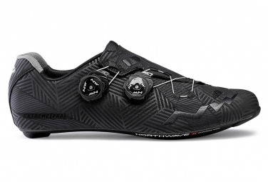Chaussures Route Northwave Extreme Pro Noir