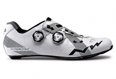 Chaussures Route Northwave Extreme Pro Blanc