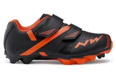 Chaussures VTT Northwave Hammer 2 Junior Noir Rouge