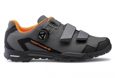 Shoes VTT Northwave Outcross 2 Plus Anthracite Orange