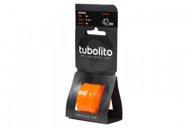 Air Tubolito Road 700c Presta 42 mm Chamber