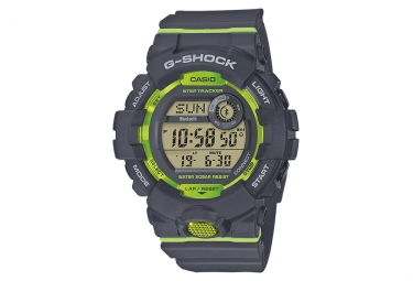 Casio G-Shock Classic GBD-800-ER Watch Dark Grey Light Green
