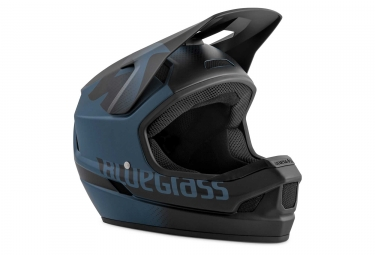 Casco Integral Bluegrass Legit Noir / Bleu