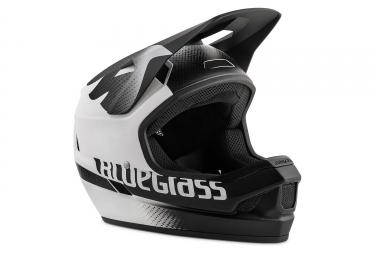 Casco Integral Bluegrass Legit Blanc / Noir