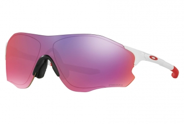 Gafas Oakley EVZero Path white pink Prizm Road