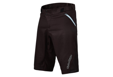 Short vtt avec peau troy lee designs ruckus marron 30