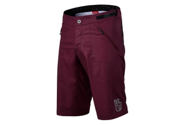 Short vtt troy lee designs skyline bordeaux 32