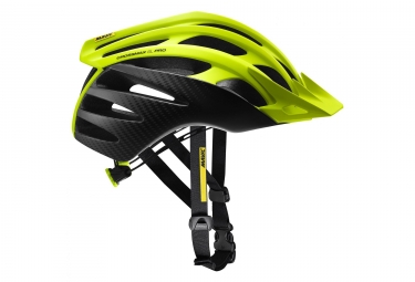 MAVIC Crossmax SL Pro MTB Helmet Neon Yellow