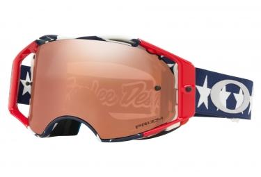 Oakley Sunglasses Airbrake™ MX Troy Lee Designs Goggle / Prizm Mx Black Iridium / Ref. OO7046-71