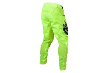 Pantalon Troy Lee Designs Sprint Jaune Fluo
