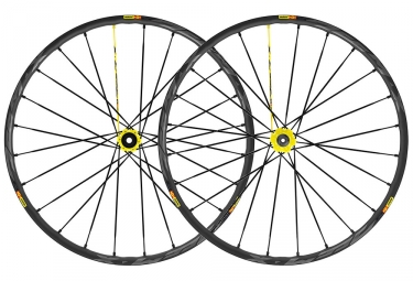 Mavic Deemax Pro Wheelset 2019 29'' | Boost 15x110mm - 12x148mm | 6 Bolts | Black