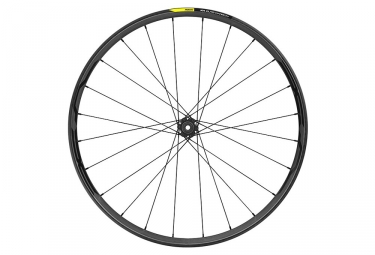 Roue avant 2019 mavic xa elite carbon 29 15 9x100 mm 6 trous noir