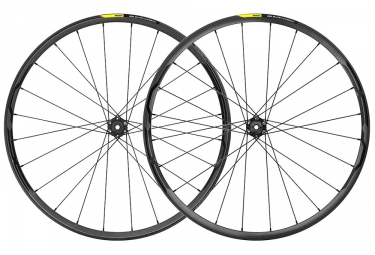 Roue arriere 2019 mavic xa elite carbon 29 boost 15x110mm 12x148mm 6 trous noir sram xd