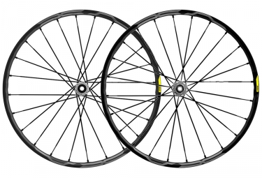 Mavic XA Pro Wheelset 2019 27.5'' | Boost 15x110mm - 12x148mm | 6 Bolts | Black