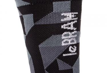 Paire de Chaussettes LeBram Team Noir Camo