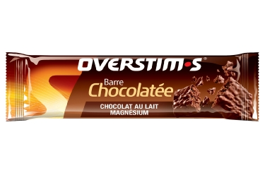 Overstims Energy Bar Chocolate Magnesium