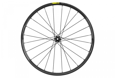 Roue avant 2019 mavic xa pro carbon 35 27 5 boost 15x110mm 6 trous noir