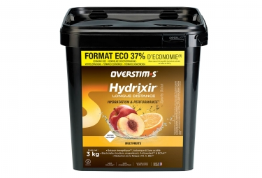 Overstims Hydrixir Longue Distance Energy Drink Multifuit 3 kg