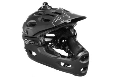 Casque integral bell super 3r noir l 58 62 cm