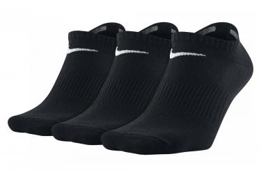 Nike Performance Lightweight Socks (pack of 3) Black