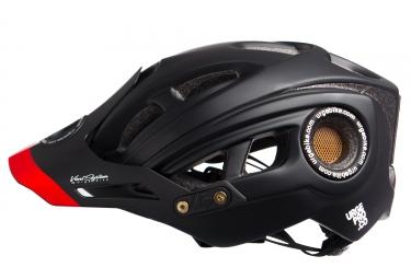 MTB Helmet Urge SupaTrail RH Black/Blue 2019