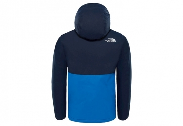 d3621b824a Veste De Ski The North Face Y Snowquest Plus Sea | Alltricks.com