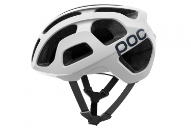 Casque Poc OCTAL RACEDAY Hydrogen Blanc