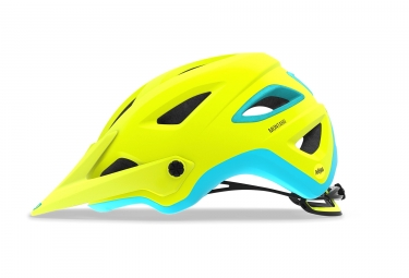 Casque Giro Montaro Mips Jaune Bleu