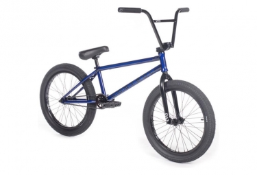 Cult BMX Freestyle Control Trans Blue 20.75'' 2019