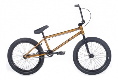 Cult BMX Freestyle Gateway 20,5 '' Gold 2019