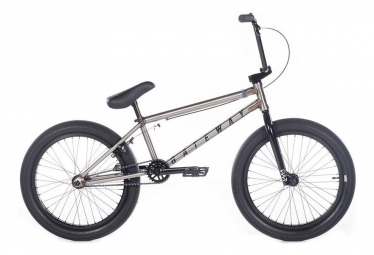 Bmx freestyle cult gateway 20 5 argent 2019