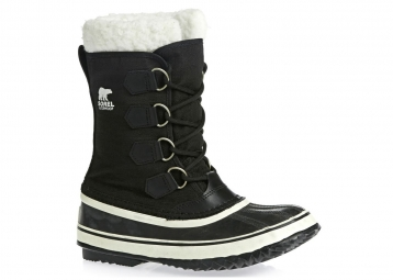 Image of Apres ski femme sorel winter carnival black stone 38