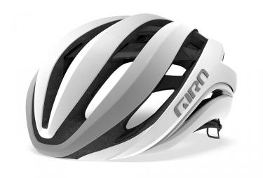 Casque Giro Aether Mips Blanc Gris Mat 2021