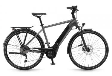Vélo de Ville Electrique Winora Sinus i9 Shimano Deore / Altus 9V Gris 2020