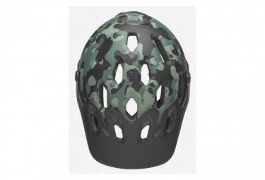 Bell Super 3R MIPS Helmet Black/Camo 2019