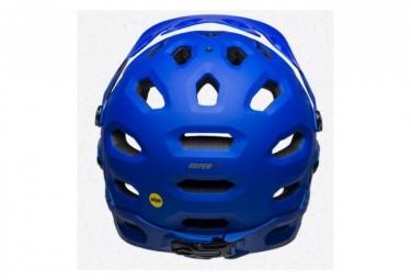 Bell Super 3R MIPS Casco Azul 2019