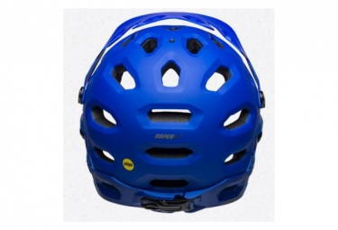 Bell Super 3R MIPS Helmet Blue 2019