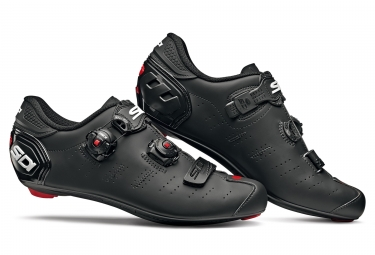Chaussures route sidi ergo 5 noir mat 46