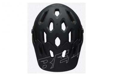Bell Super 3R MIPS Helmet Black/Grey 2019