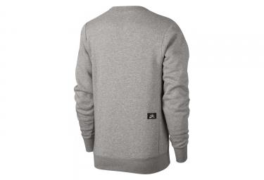 Sweatshirt Nike SB Icon DK Gris / Rouge