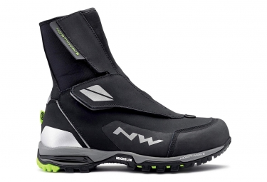 Northwave MTB Winter Shoes Himalaya Black / Green
