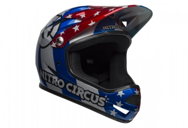 Bell Sanction Full Face Helmet Nitro Circus 2021