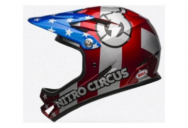 Casque Integral Bell Sanction Nitro Circus 2021