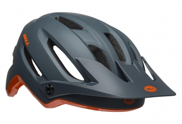Casque Bell 4Forty Mips Grey/Orange 2019