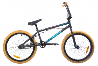 GT BMX Freestyle Slammer 20'' Black 2018