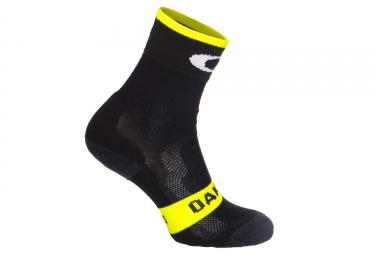 Oakley Thermo Wollsocken Schwarz / Hi-Vis Gelb