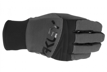 Gants longs oakley factory park gris s